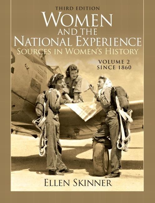 Women and the National Experience als Taschenbuch