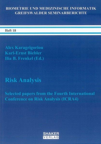 Risk Analysis als Buch von