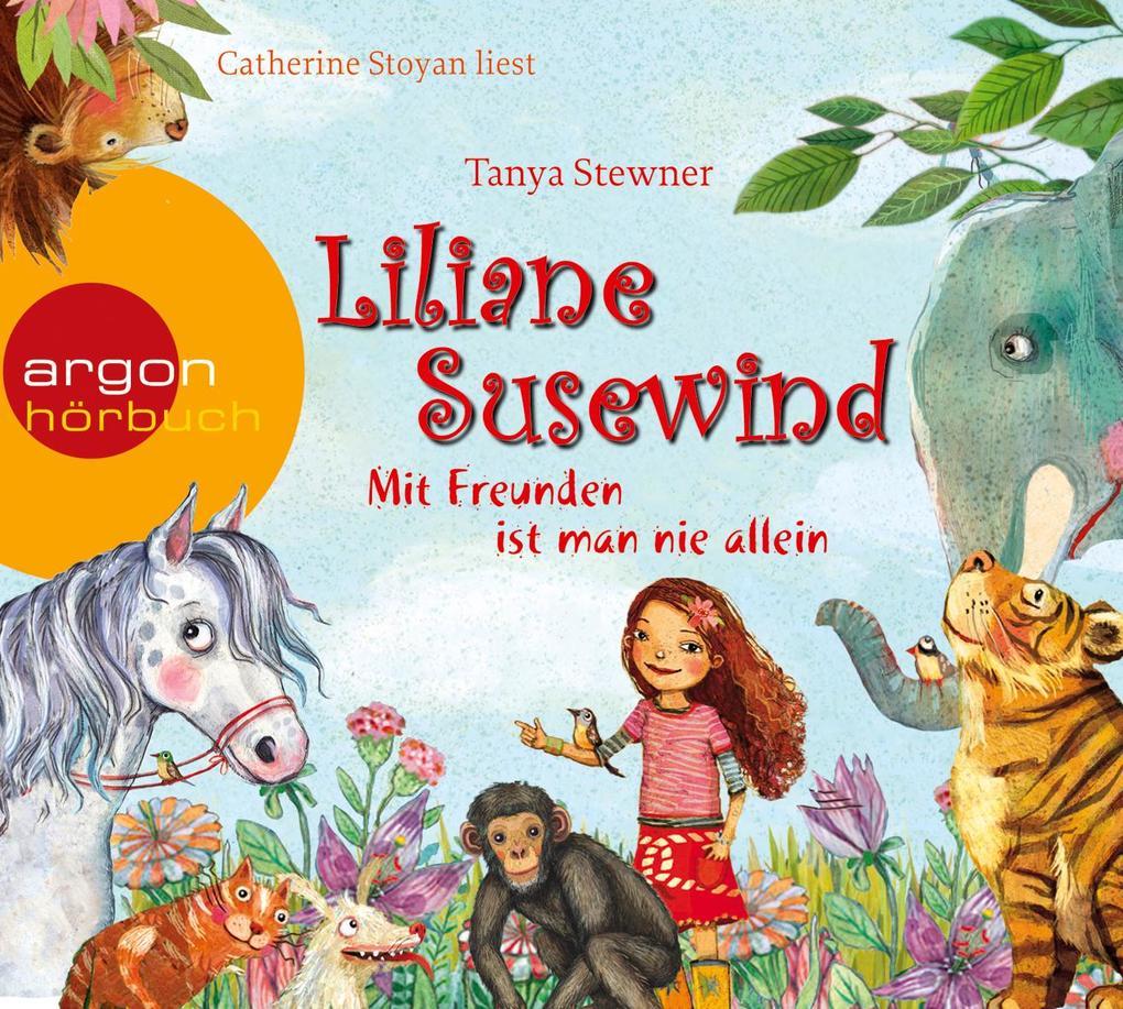 Liliane Susewind - Mit Freunden ist man nie all...