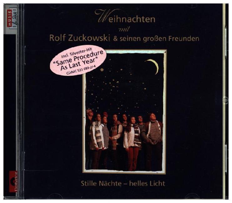 Stille Nächte, helles Licht. CD als CD