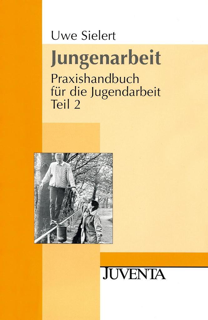 Praxishandbuch für die Jugendarbeit 2. Jungenarbeit als Buch
