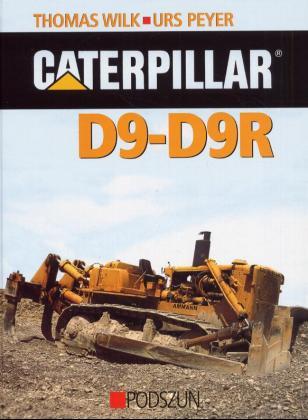 Caterpillar D9-D9R als Buch