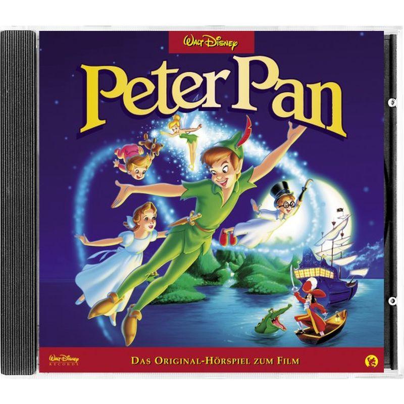 Peter Pan. CD als Hörbuch