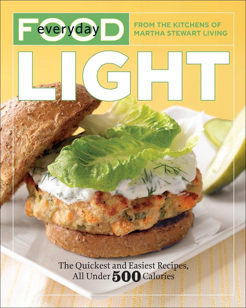 Everyday Food: Light als Buch von