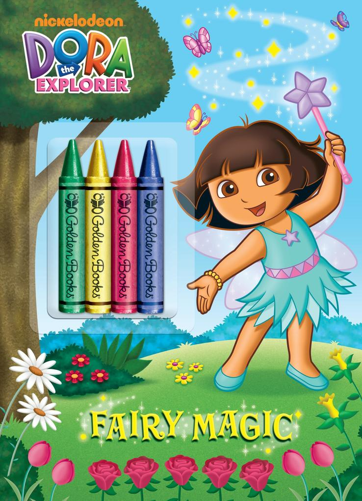 Fairy Magic (Dora the Explorer) als Taschenbuch