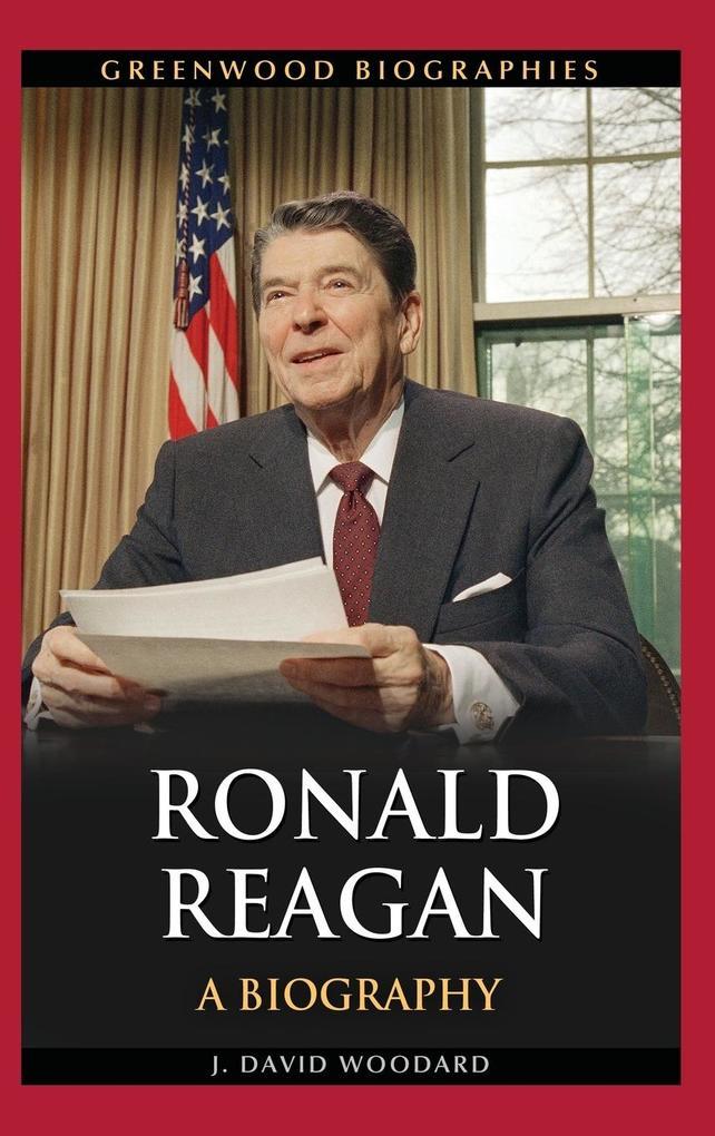 Ronald Reagan als Buch (gebunden)