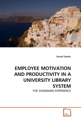 EMPLOYEE MOTIVATION AND PRODUCTIVITY IN A UNIVE...