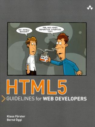 HTML5 Guidelines for Web Developers als Buch vo...