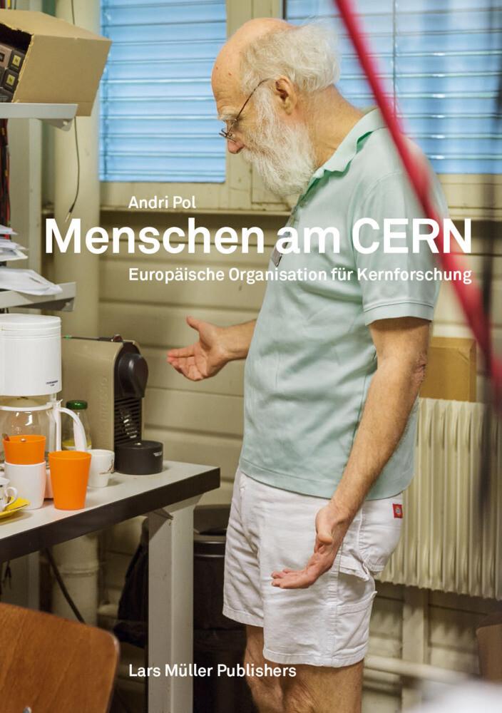 Menschen am CERN als Taschenbuch