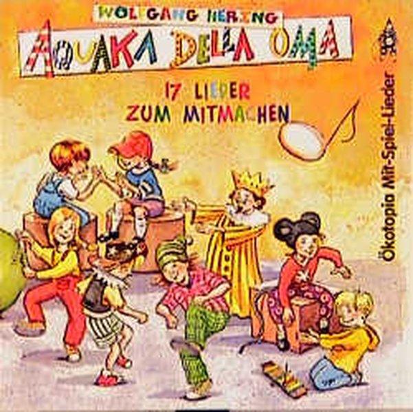 Aquaka Della Oma als CD