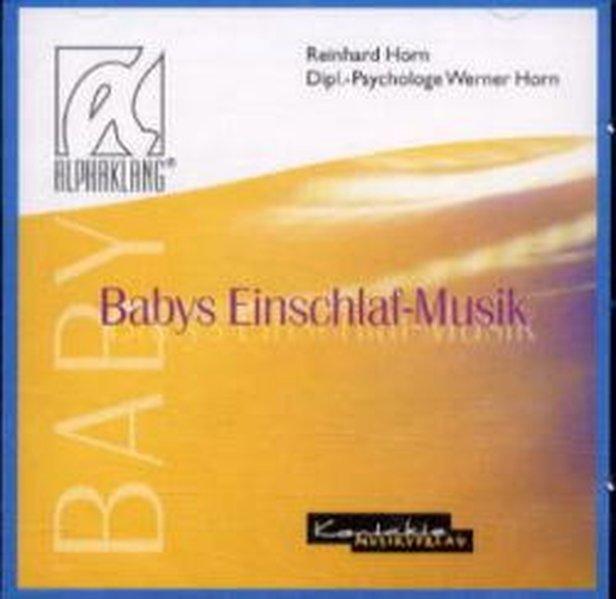 Babys Einschlaf-Musik. CD als Hörbuch
