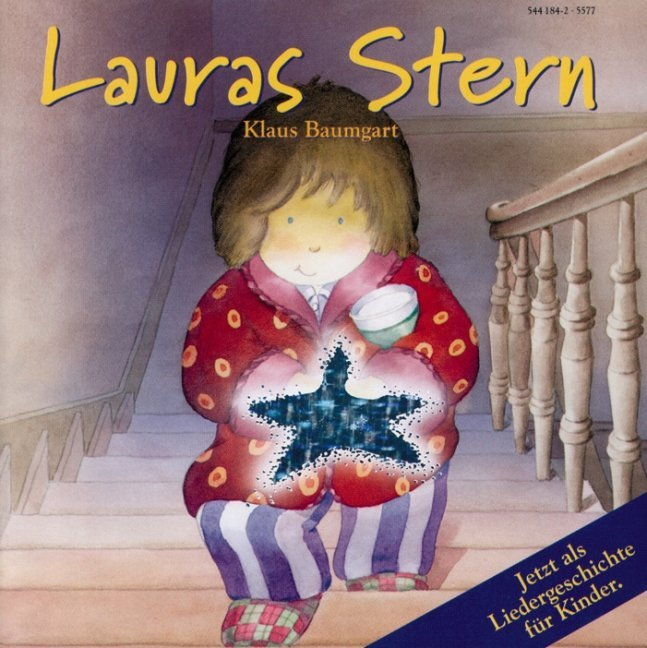 Lauras Stern. CD als Hörbuch CD