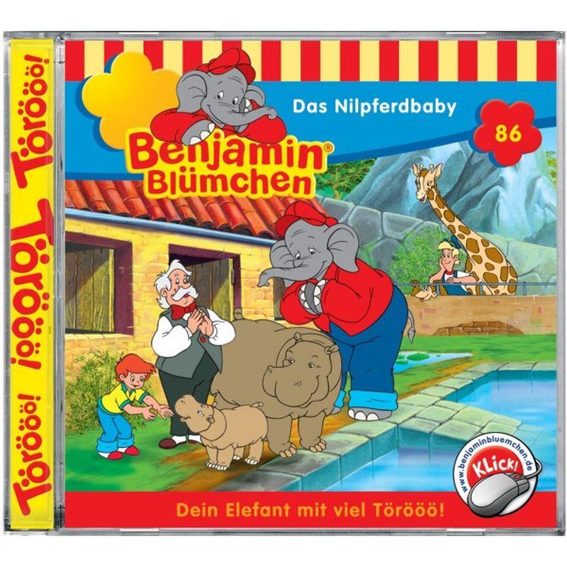 Folge 086: Das Nilpferdbaby als CD