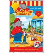 Benjamin Blümchen 002. rettet den Zoo. Cassette