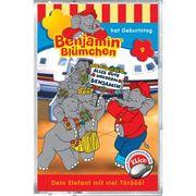 Benjamin Blümchen 009. hat Geburtstag. Cassette
