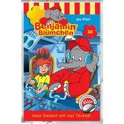 Benjamin Blümchen 030. ... als Pilot. Cassette