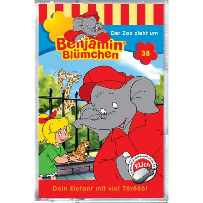 Folge 038: Der Zoo Zieht Um als Hörbuch
