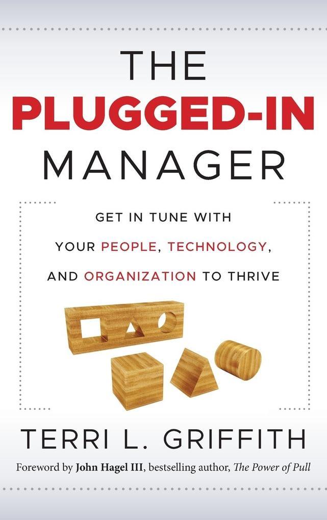 The Plugged-In Manager als Buch (gebunden)