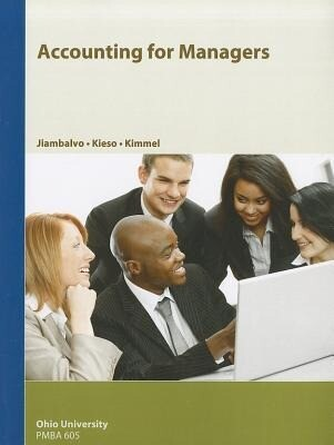 Accounting for Managers als Taschenbuch