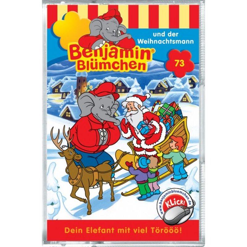 Folge 073:...und Der Weihnachtsmann als Hörbuch