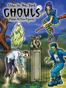 Glow-In-The-Dark Ghouls Paper Action Figures