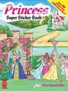 Princess Super Sticker Book
