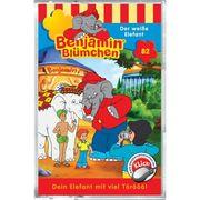 Benjamin Blümchen: Folge 082: Der weiáe Elefant