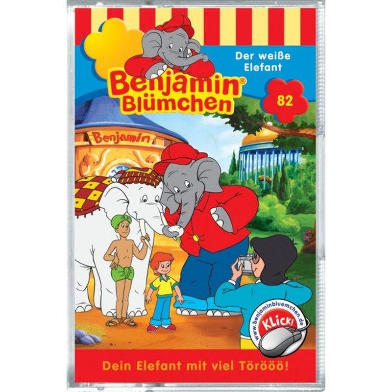 Folge 082: Der weiáe Elefant als Hörbuch