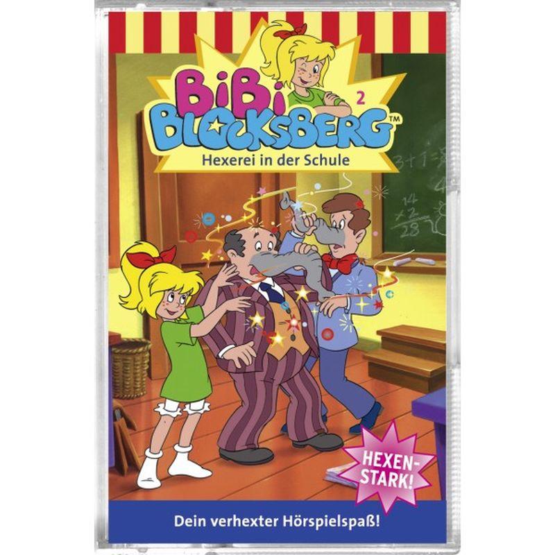 Folge 002: Hexerei in der Schule als Hörbuch