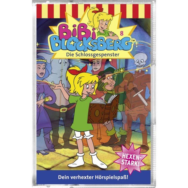Folge 008: Die Schlossgespenster als Hörbuch