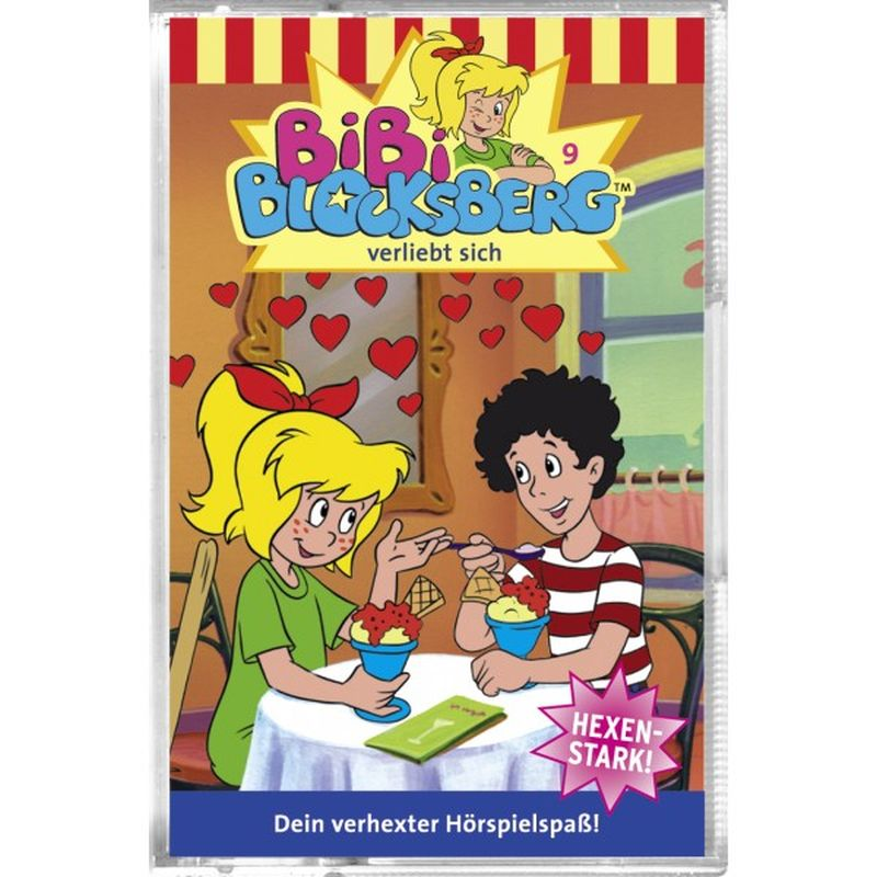 KIDDINX - MC Bibi Blocksberg ' verliebt sich (Folge 9) als Hörbuch