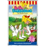 Bibi Blocksberg 036. Die weißen Enten. Cassette