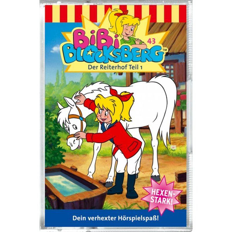Folge 043: Der Reiterhof Teil 1 als CD