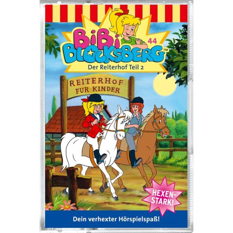 Folge 044: Der Reiterhof Teil 2 als Hörbuch