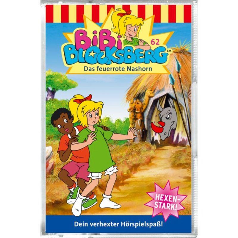 Folge 062: Das Feuerrote Nashorn als Hörbuch
