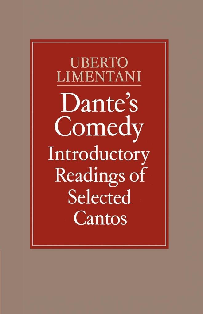 Dante's Comedy als Taschenbuch