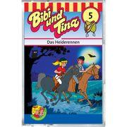 Bibi & Tina - Das Heiderennen, 1 Cassette