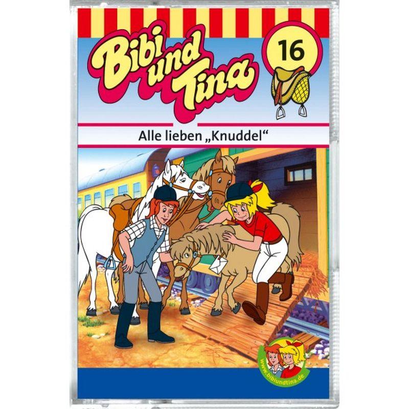 Bibi & Tina: Folge 16: Alle lieben Knuddel als CD