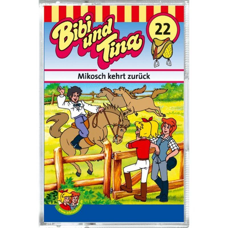 Folge 22: Mikosch kehrt zurück als CD