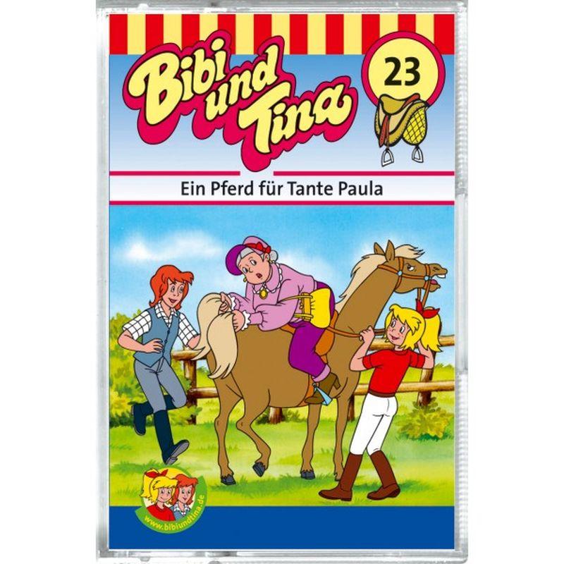 Folge 23: Ein Pferd für Tante Paula als Hörbuch