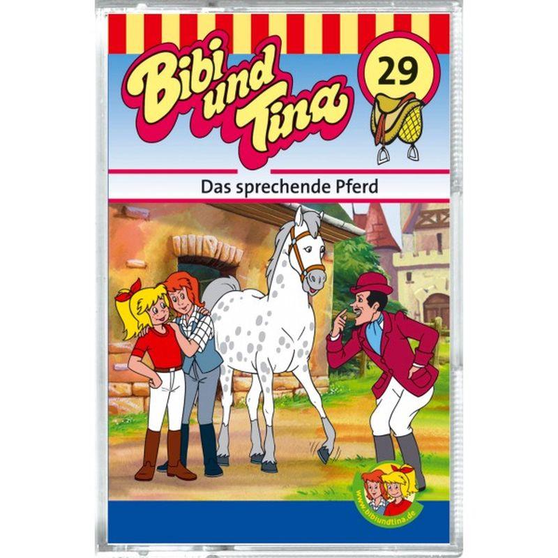 Folge 29: Das sprechende Pferd als CD