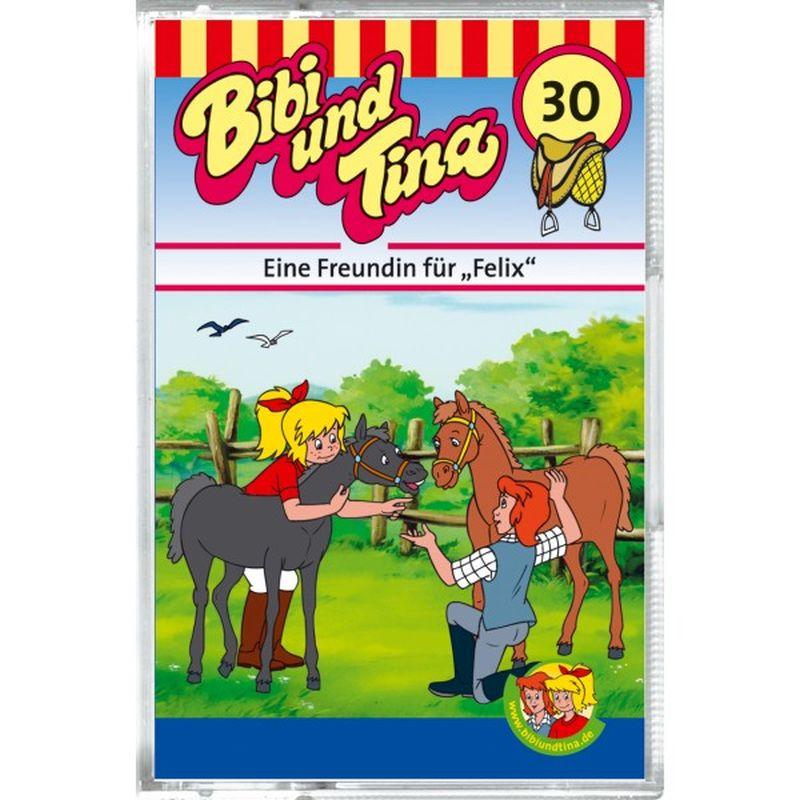 Bibi & Tina: Folge 30: Eine Freundin für Felix als CD