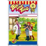 Bibi und Tina 31. Die Tierärztin. Cassette