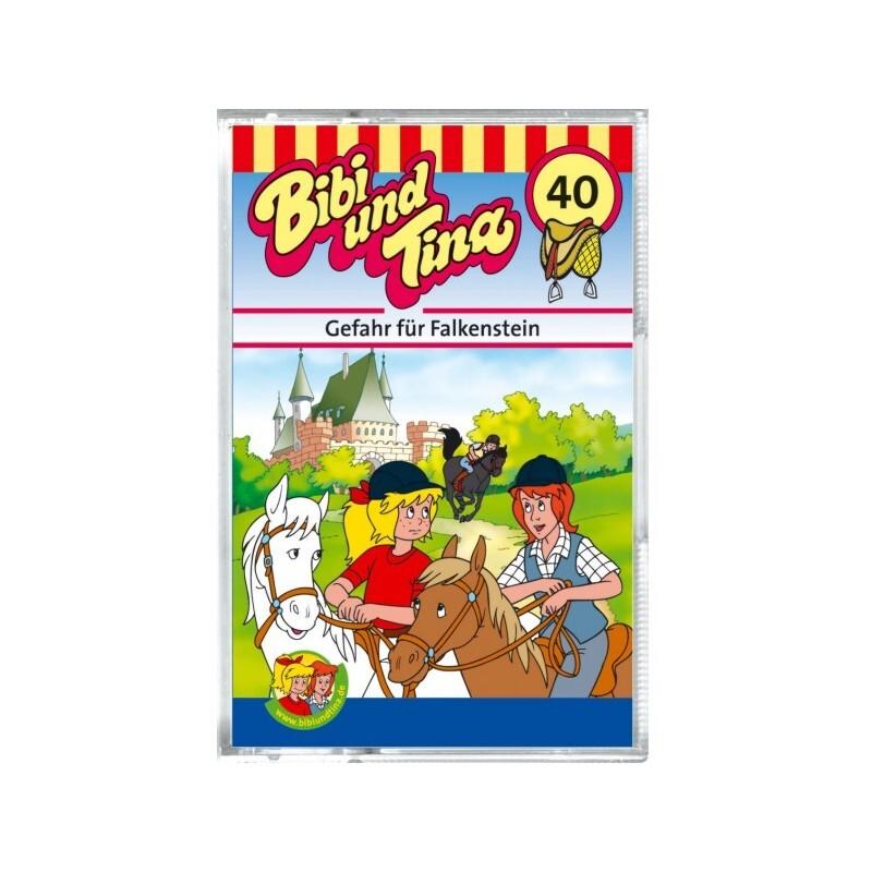 Folge 40: Gefahr Für Falkenstein als CD