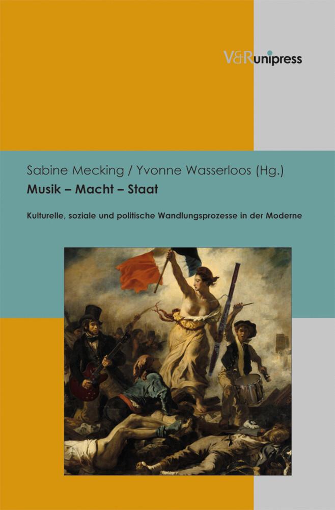 Musik - Macht - Staat als Buch von