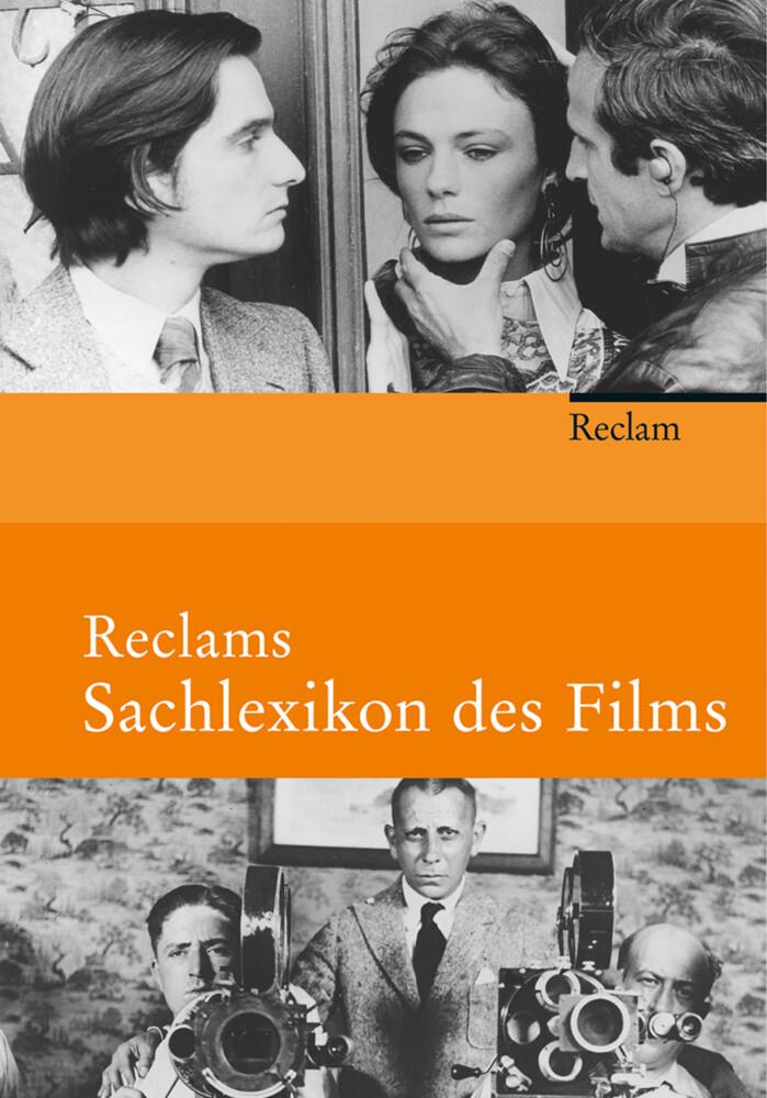 Reclams Sachlexikon des Films als Buch (kartoniert)