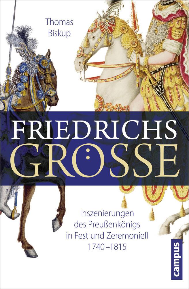 Friedrichs Größe als Buch (gebunden)