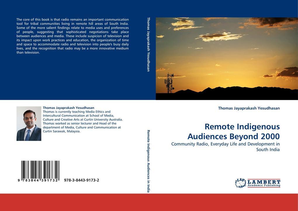 Remote Indigenous Audiences Beyond 2000 als Buch (gebunden)
