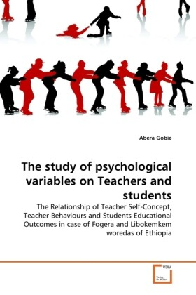 The study of psychological variables on Teachers and students als Buch (gebunden)