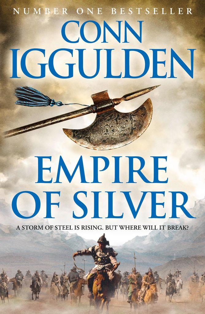 Empire of Silver als Taschenbuch von Conn Iggulden